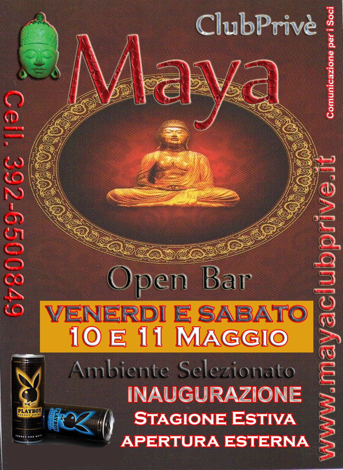 Maya - 10-11-Maggio